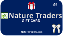 Load image into Gallery viewer, Nature Traders Gift Card $25