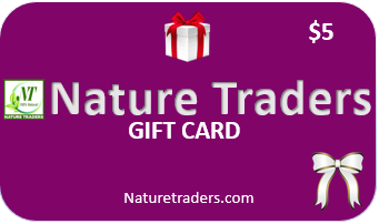 Nature Traders Gift Card $5
