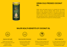 Load image into Gallery viewer, NATURE TRADERS Cold Pressed Coconut Oil