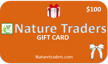 Load image into Gallery viewer, Nature Traders Gift Card $50