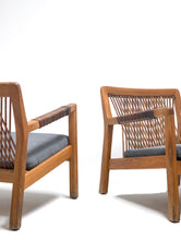 "Load image into Gallery viewer, EASY CHAIRS ""RIALTO"" BY CARL GUSTAF HIORT AF ORNÄS"