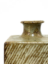 Load image into Gallery viewer, STONE WARE VASE BY SHIMAOKA TATSUZO