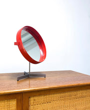 "Load image into Gallery viewer, RARE TABLE MIRROR ""MODEL 417"" BY LUXUS"