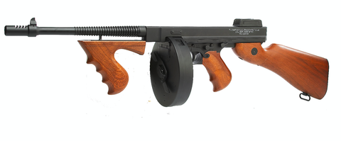 Cybergun - Thompson M1928 Drum AEG - Airsoft INC. ® store