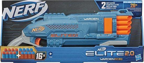 Nerf Elite 2.0 Warden RB 8 - Airsoft INC. ®