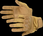 Shadow Stategic - Defender gloves - Coyote - Airsoft INC. ®