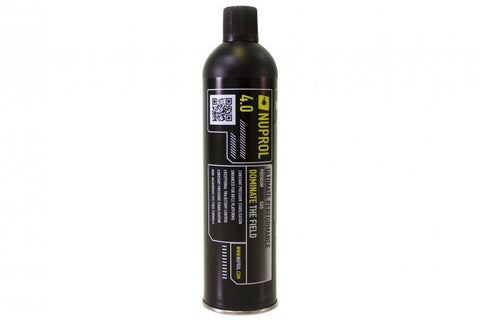 Nuprol - green gas 4.0 black - Airsoft INC. ®
