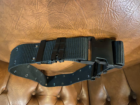 Tactical belt (EX Rental)