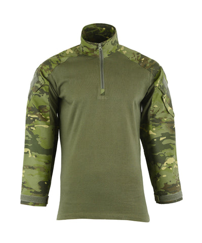 Shadow Strategic - Hybrid Tactical shirt - UTP Temperate (jungle) - Airsoft INC. ®