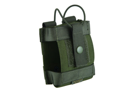 SHE - Adjustable Radio Pouch - Airsoft INC. ®
