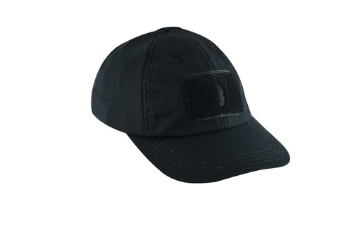 SHS - Mesh Tactical Hat - Black