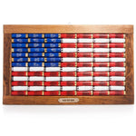LS - American Flag 12 gauge SMALL - Lucky Shot Europe