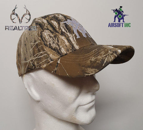 Airsoft INC. Casual cap Realtree camo - Airsoft INC. ®