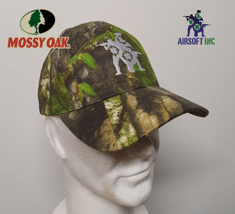 Airsoft INC. Casual cap Mossy Oak Camo - Airsoft INC. ®