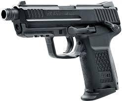 Umarex - Heckler & Koch HK45CT GBB - Airsoft INC. ®