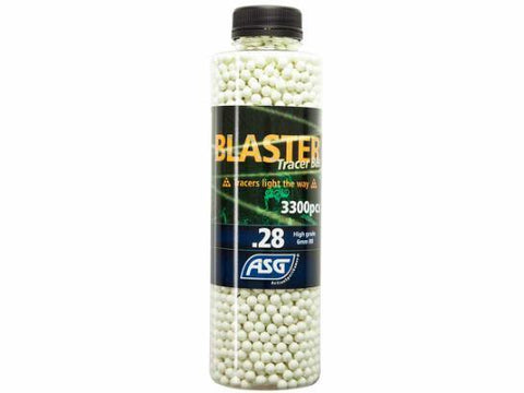ASG - Open Blaster tracer BB 0.28g - 3300 pcs. - Airsoft INC. ®