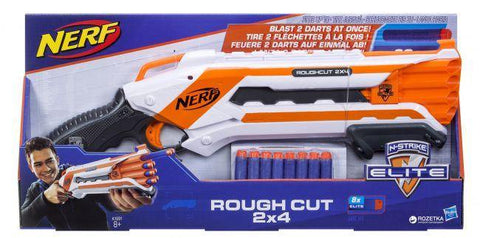 Nerf N-Strike Elite Rough Cut - Airsoft INC. ®
