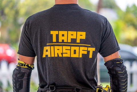 Tapp Airsoft - T-Shirt