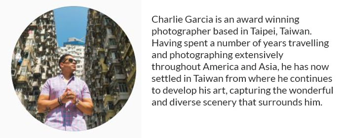 About Charlie Garcia