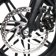 High-Speed Folding Bicycle