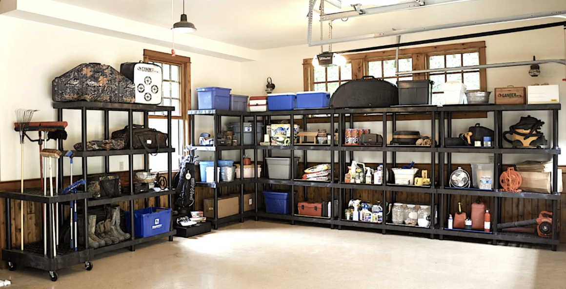 7 Motivation Tips For Cleaning Organizing Your Garage Top Shelf Garage