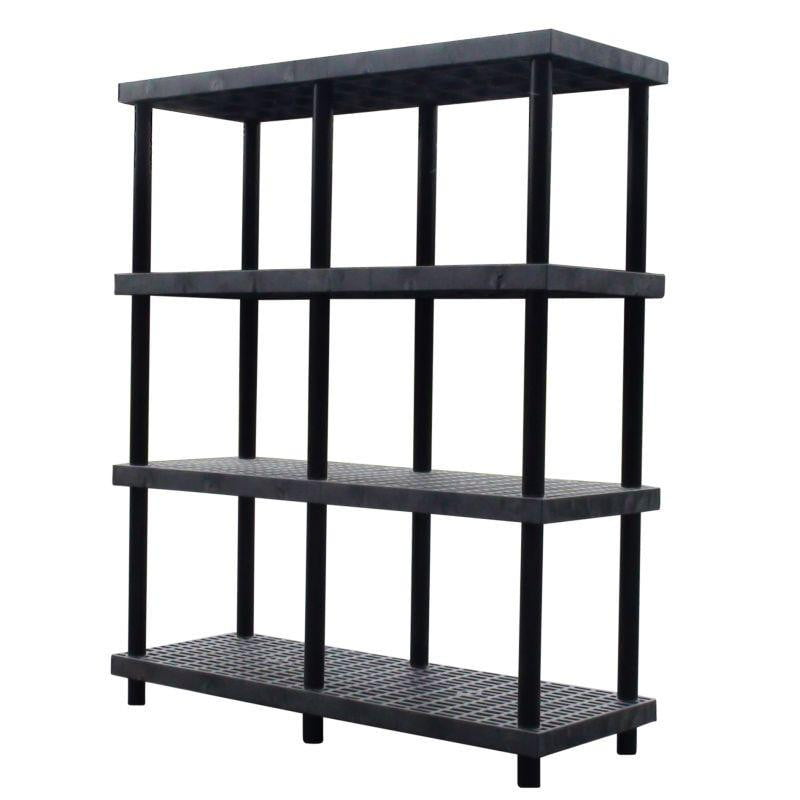 4-Shelf Shelving System