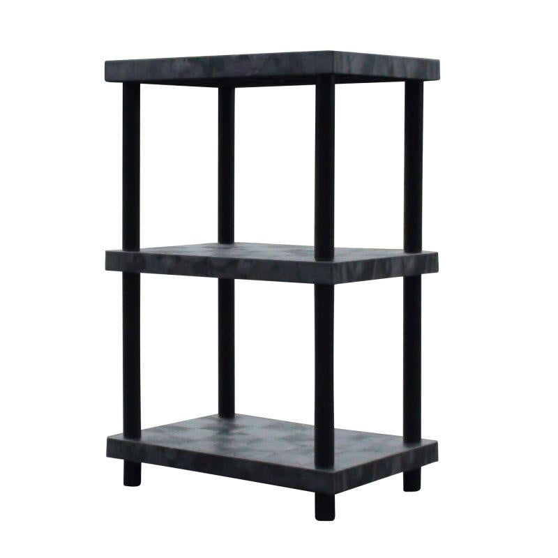 Heavy-Duty 3-Shelf Storage Shelving Unit
