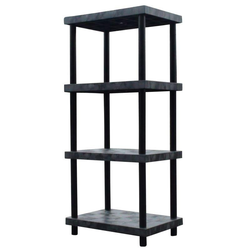 4-Shelf Shelving Unit