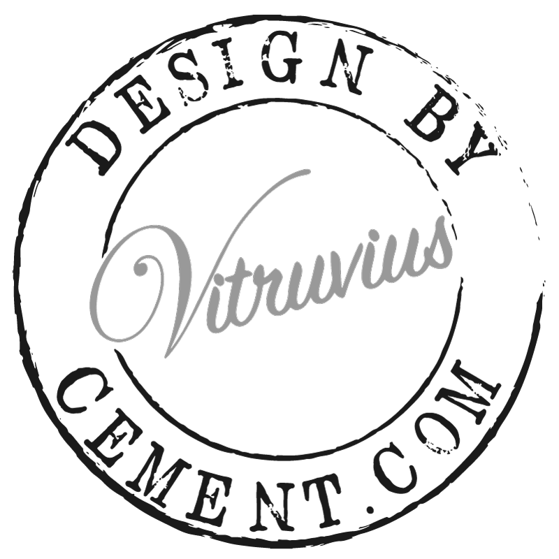 Design by cement