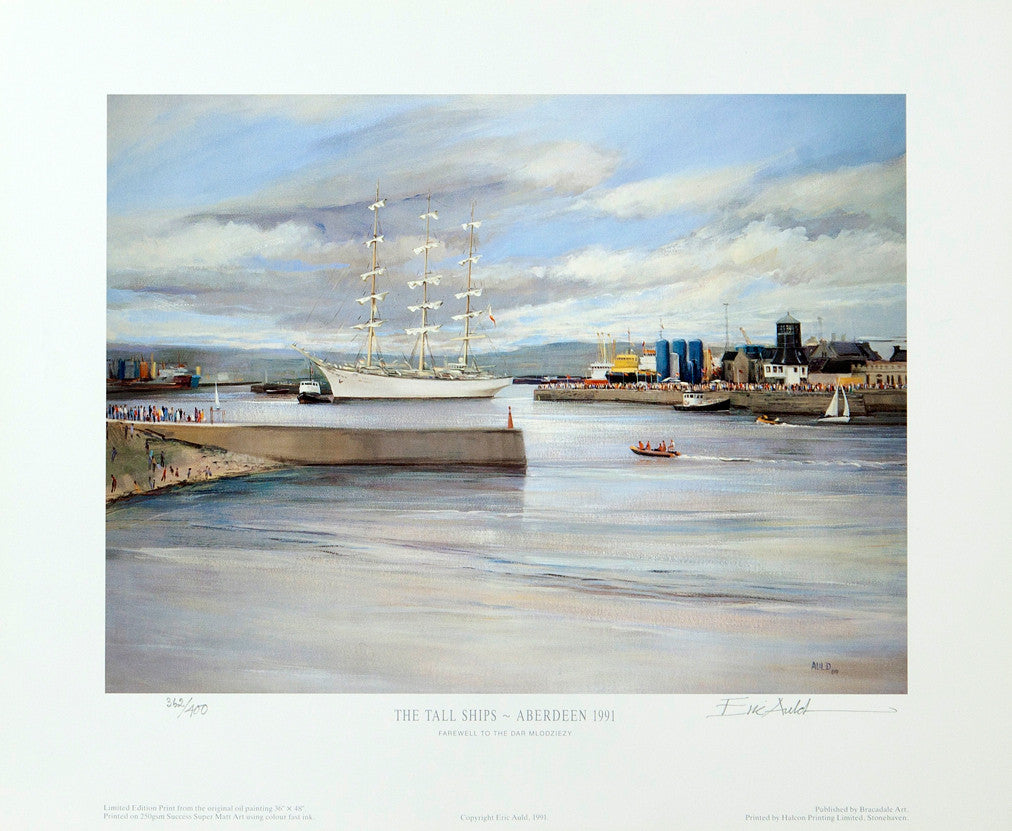 The Tall Ships - Aberdeen 1991