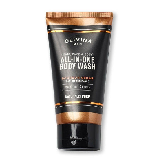 Olivina Men All in One Body Wash