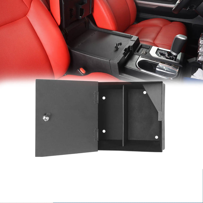 Hooke Road Center Console Lock Vault(14-20 Toyota Tundra)