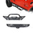 Hooke Road Front Bumper / Rear Bumper / Running Boards Side Steps(18-21 Jeep Wrangler JL)