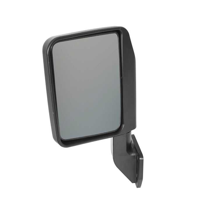 Hooke Road Half Door Side Mirrors for 1997-2020 Jeep Wrangler TJ JK JL & 2020 Gladiator JT u-Box Offroad MMR10016 10