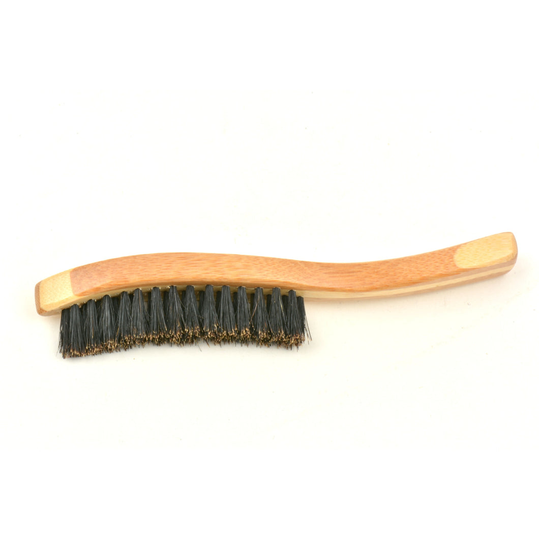 Bamboo Handle Beard Brush For Men