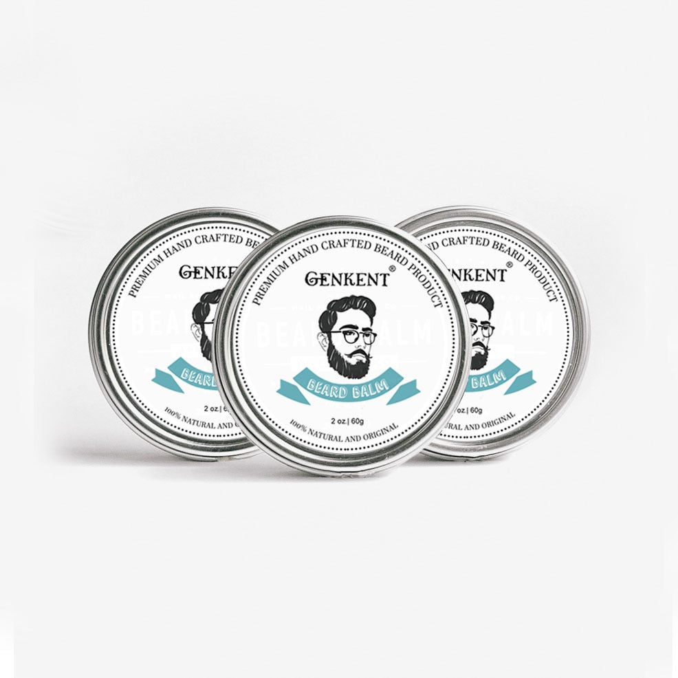 Natural Beard Styling Moustache Balm