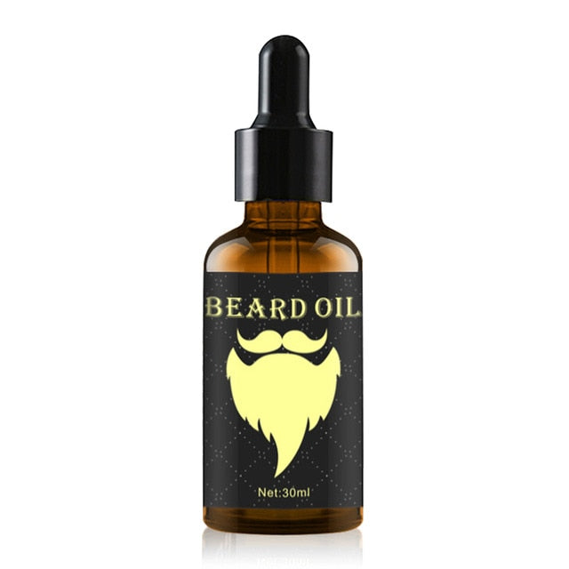 Accelerate Hair Grow Beard Essential Oil