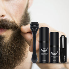 Load image into Gallery viewer, Beard Hair Growth Enhancer Set