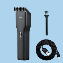 Load image into Gallery viewer, ENCHEN Hair clipper Professional hair trimmer For Men Kids Mute Home hair clippers beard Trimming machine barber tools
