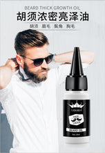 Load image into Gallery viewer, Organic Beard Essential Oil for Men