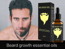 Load image into Gallery viewer, Accelerate Hair Grow Beard Essential Oil