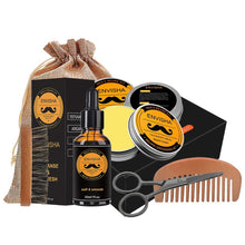 Load image into Gallery viewer, Balm Hair Conditioner set with Comb