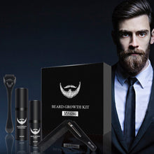 Load image into Gallery viewer, Beard Growth Kit for Men