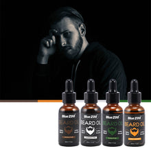 Load image into Gallery viewer, Men Moustache Cream Beard Oil