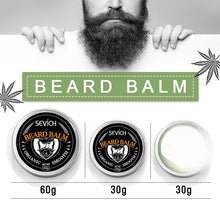 Load image into Gallery viewer, Caring Smooth Styling Moisturizing Beard Balm