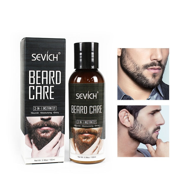 Smooth Shiny Style Beard Regrowth Oil