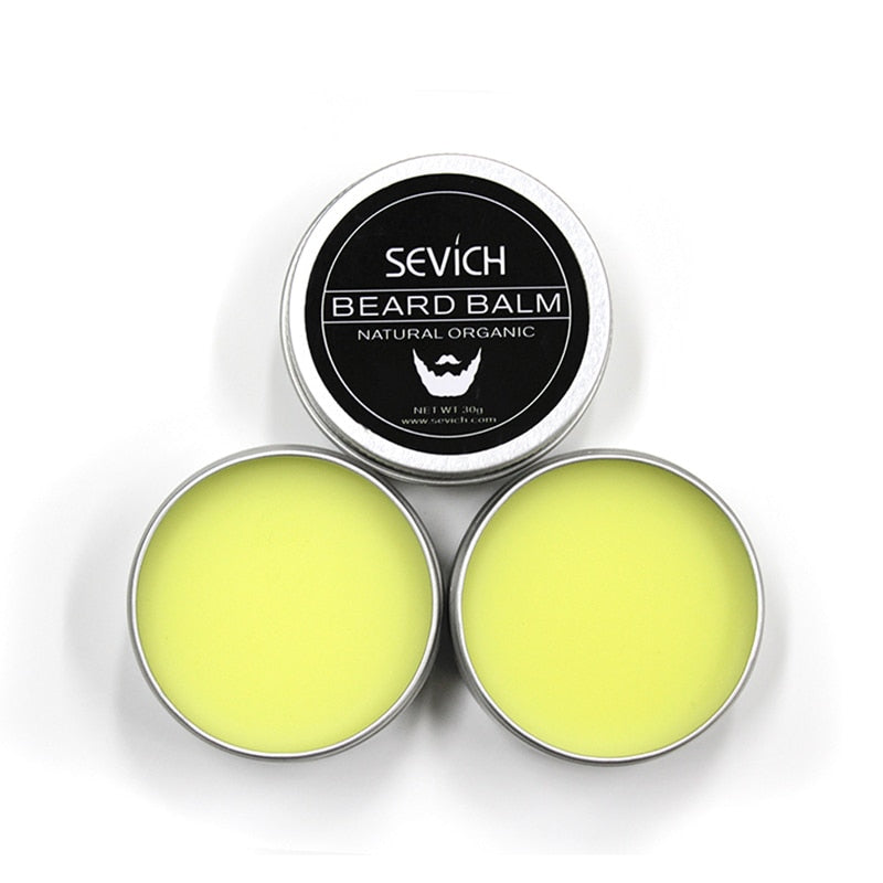 Organic Moustache Balm for Men