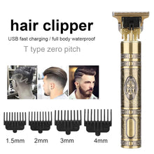Load image into Gallery viewer, Professional Men Hair Trimmer Set