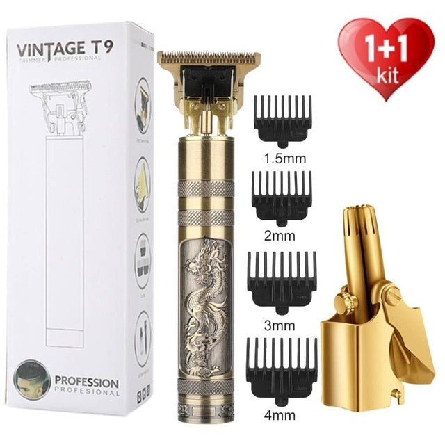 Professional Men Hair Trimmer Set