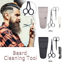 Load image into Gallery viewer, Grooming and Trimming Beard Cleaning Tool